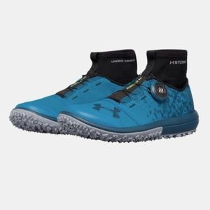 UNDER ARMOUR Speedtire Ascent Mid Running Shoes 7